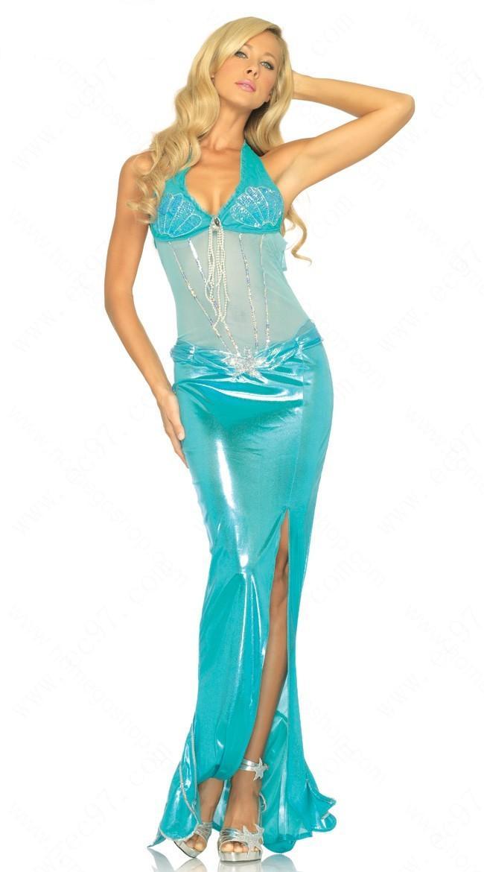 Porn Mermaid Costume 24