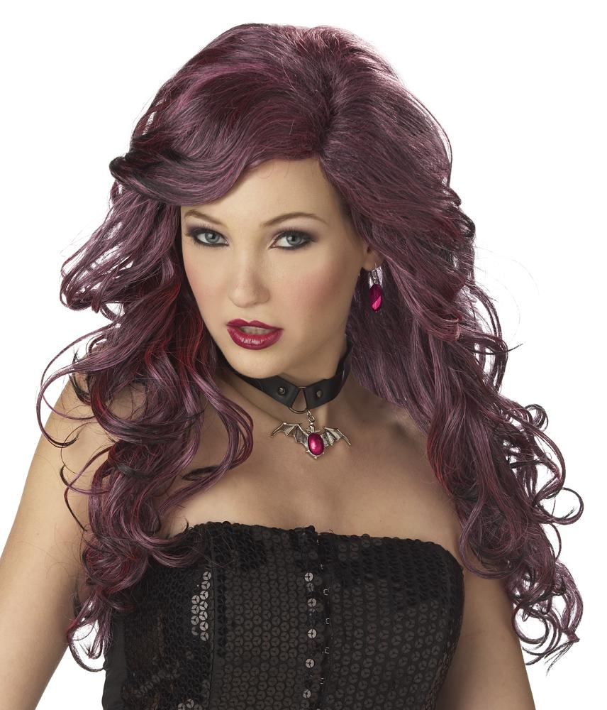 Witch Wigs - Red Wigs Online