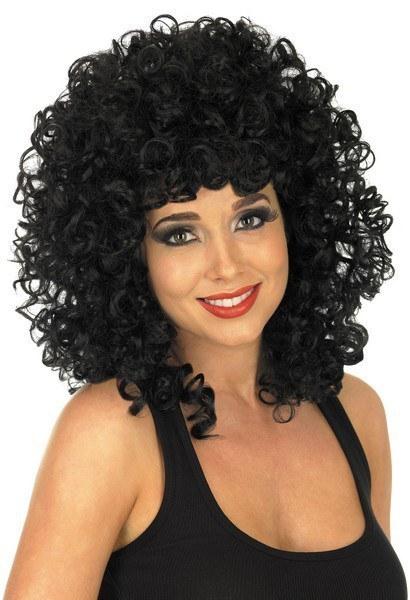 Ebony wigs
