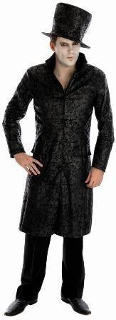 Teen Undertaker Costume