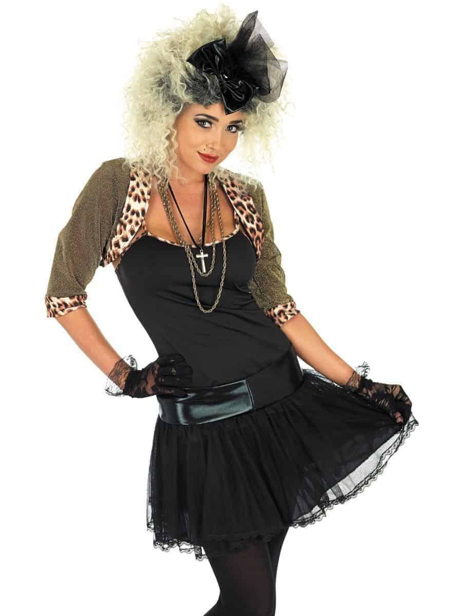 Ladies 80 39 S Pop Star Costume