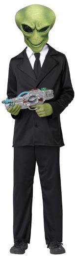 Teen Alien 71