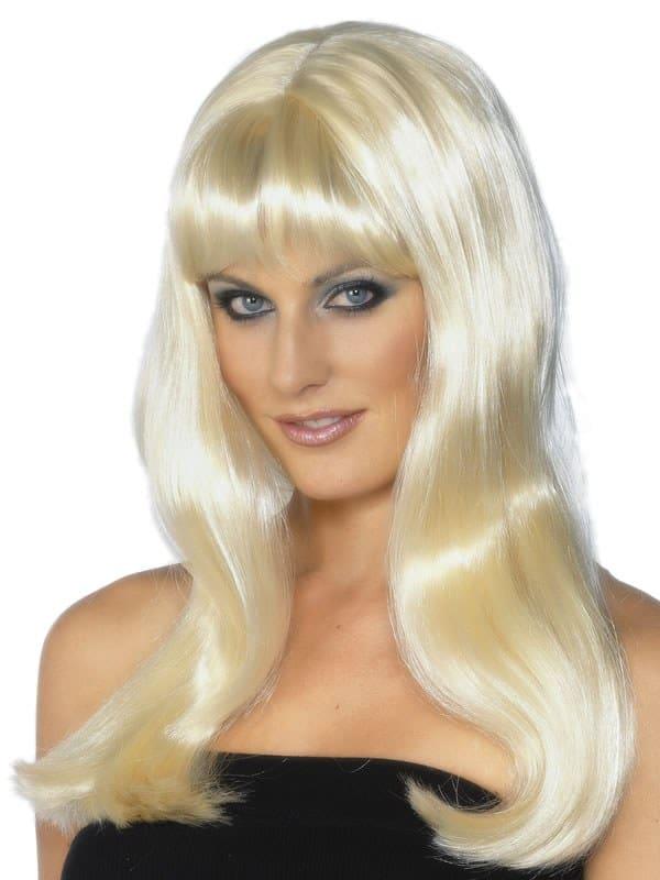 Mystique Wig - Blonde