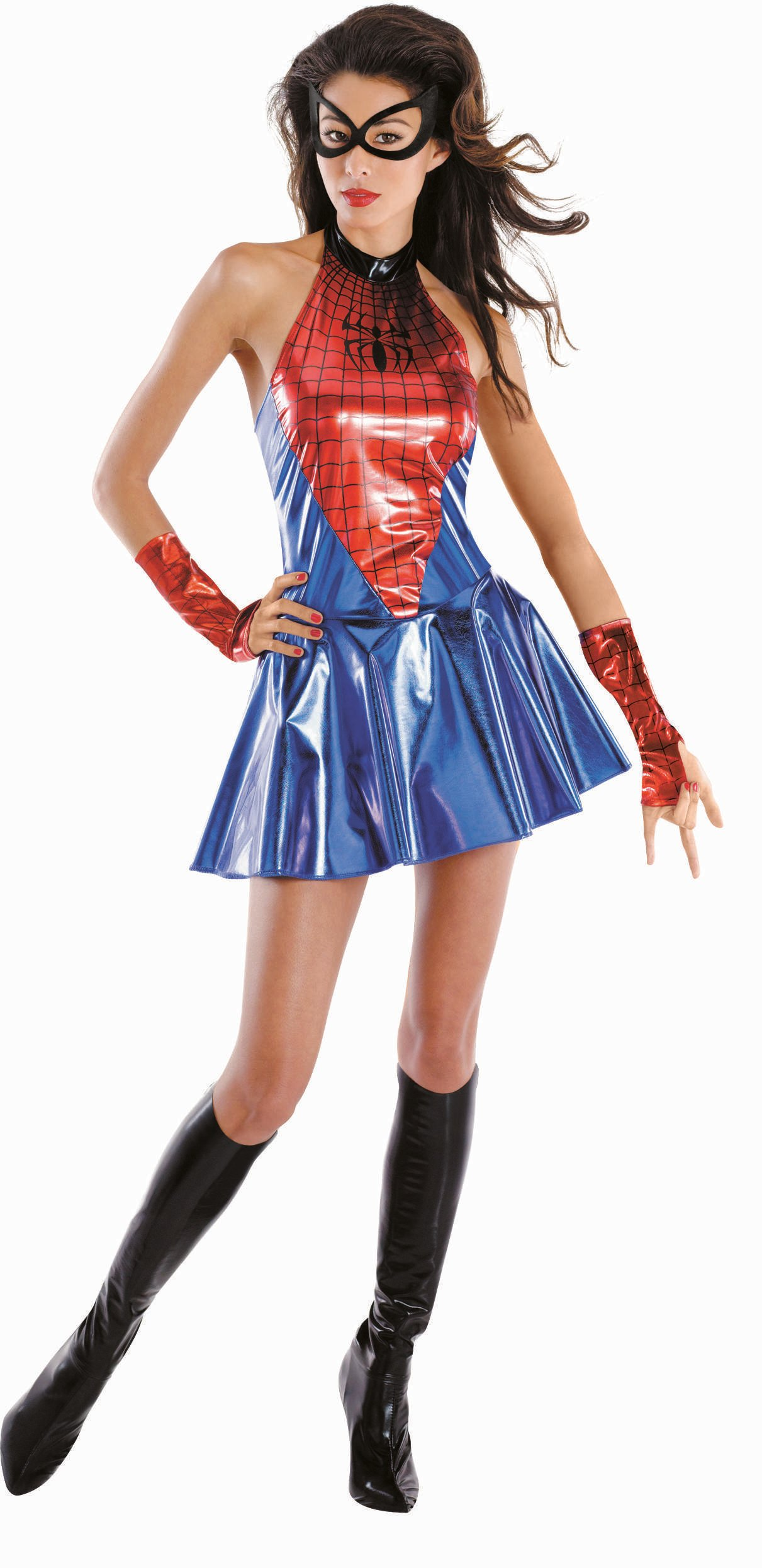 Deluxe Spider Girl Costume - The Costume Shop