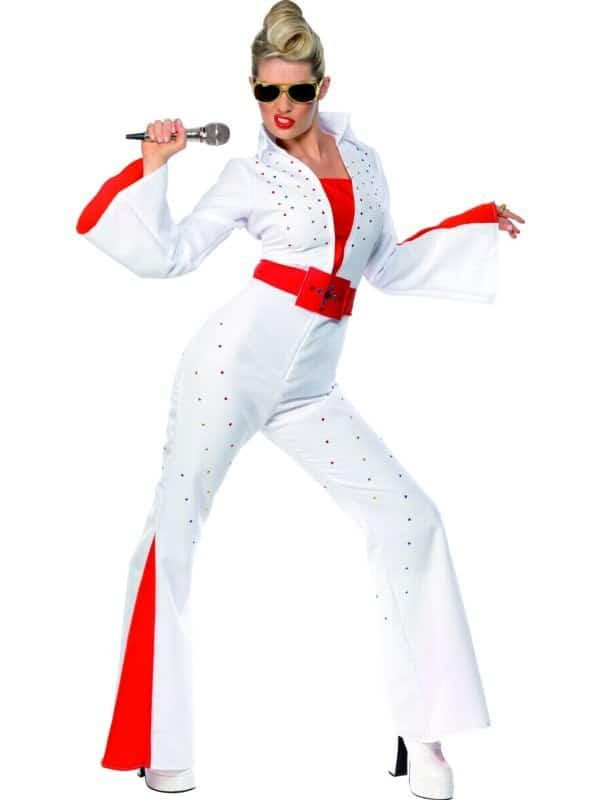 ladies elvis costume