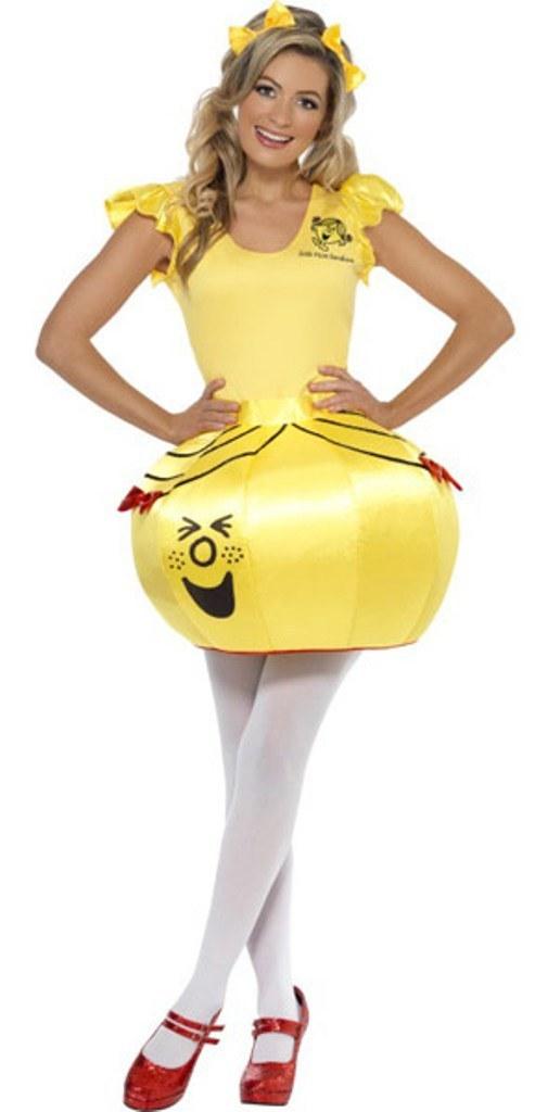 Ladies Little Miss Sunshine Costume
