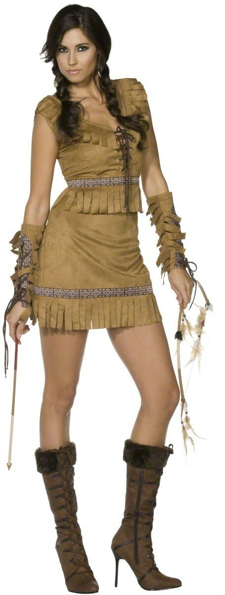 Pocahontas Costume Fancy Dress Costumes