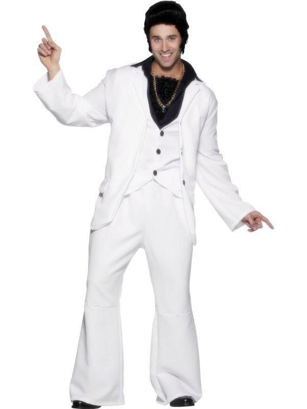 70 39 s disco man costume. Black Bedroom Furniture Sets. Home Design Ideas