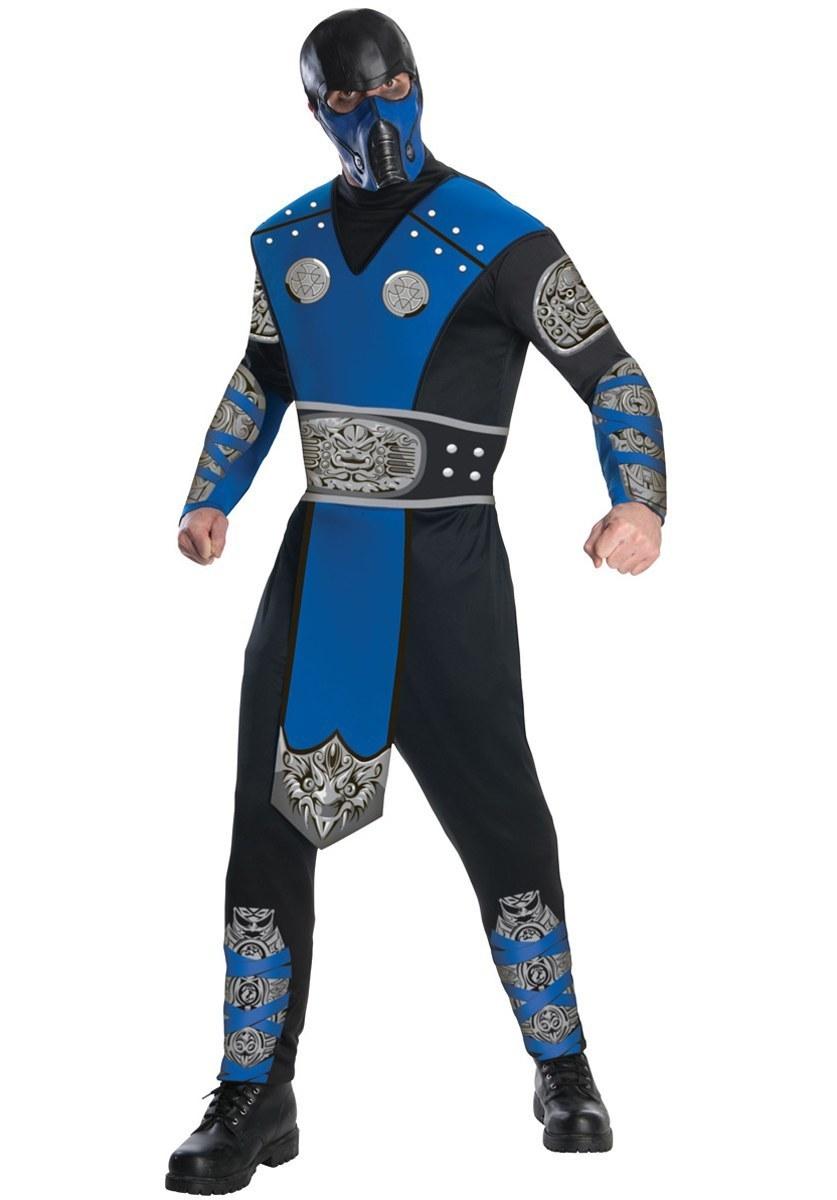 mens sub zero costume