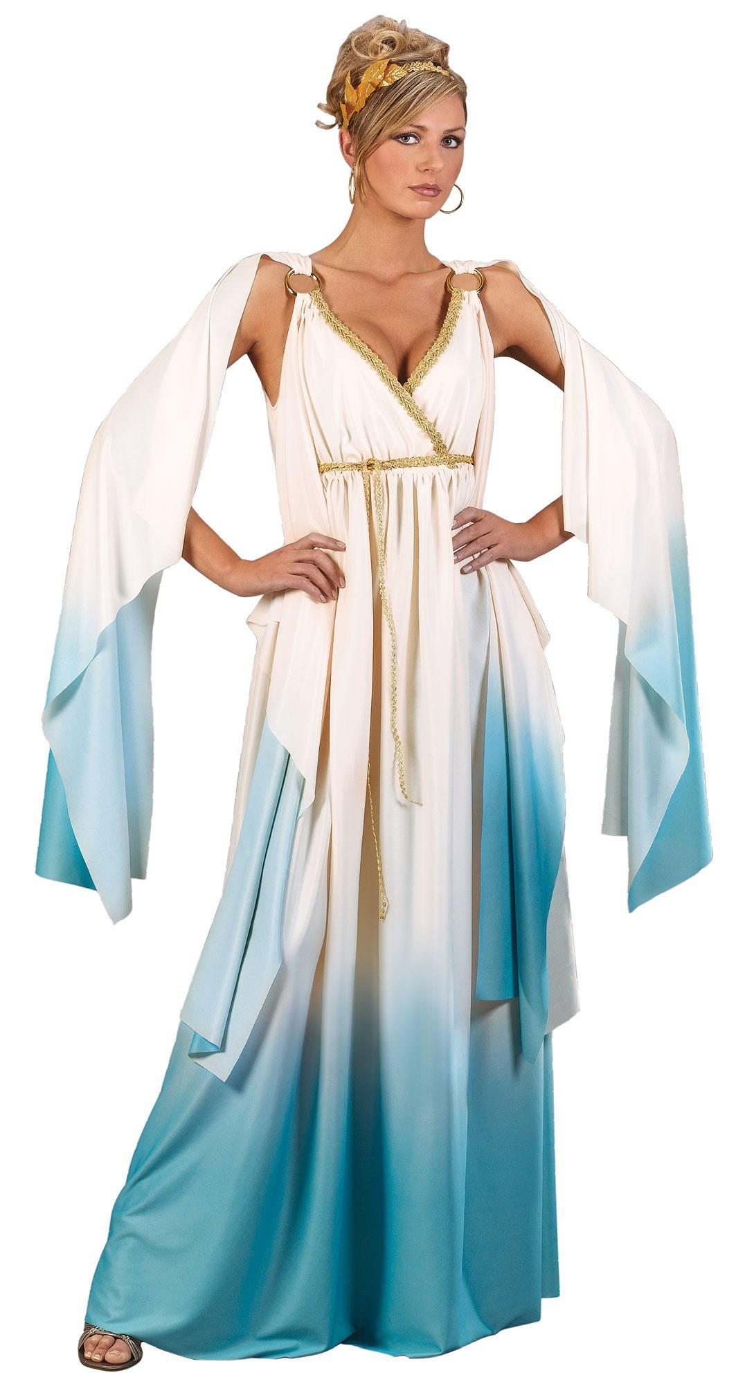Greek Goddess Costume - Roman Costumes