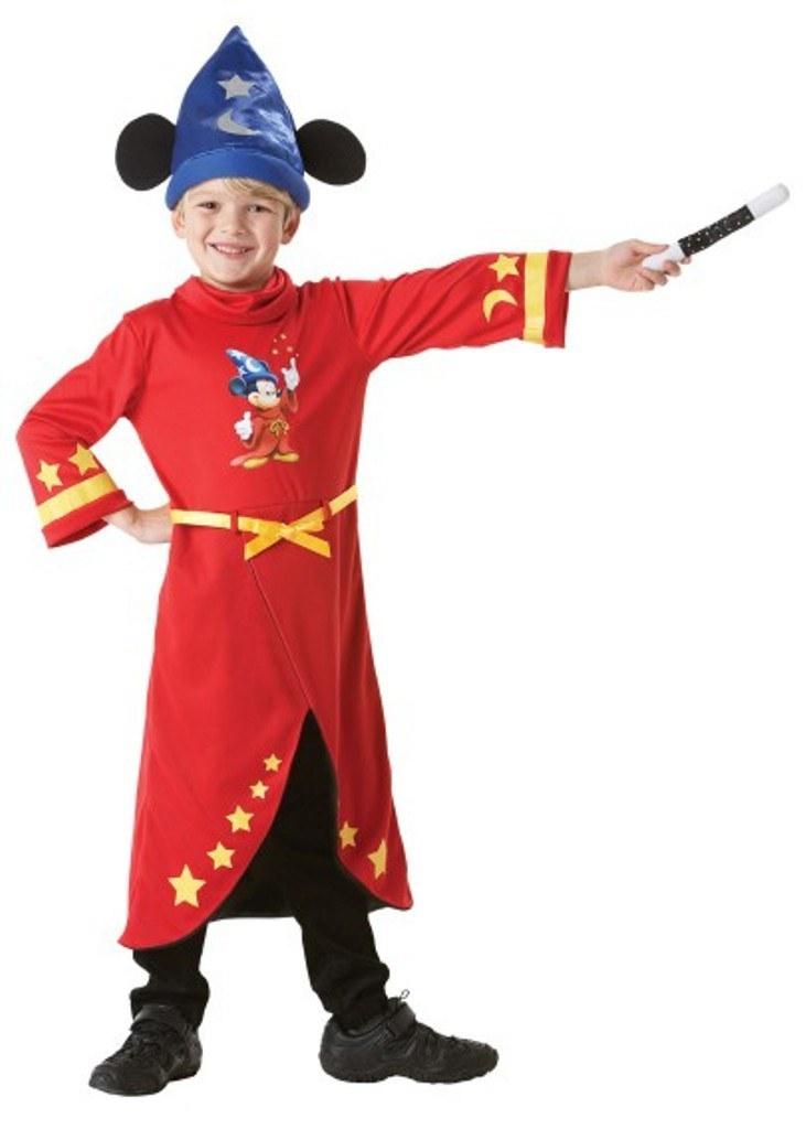 Kids Mickey Mouse Fantasia Costume  sc 1 st  Meningrey & Mickey Mouse Costumes For Kids - Meningrey
