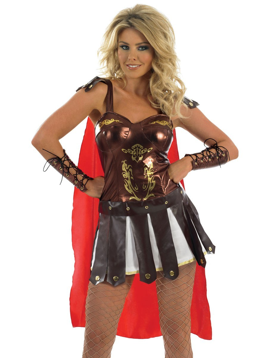 spartan warrior ladies costume. Black Bedroom Furniture Sets. Home Design Ideas