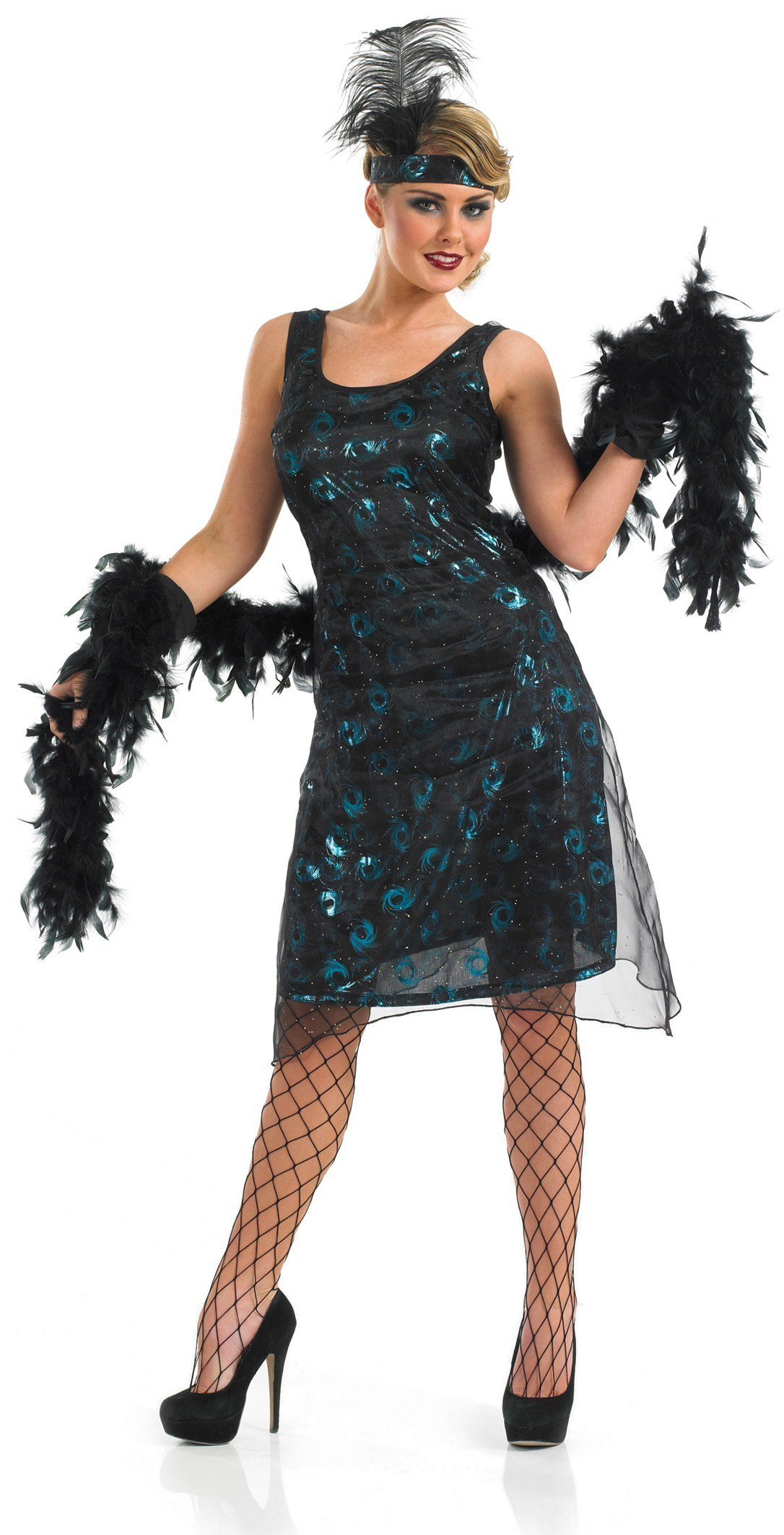Ladies 1920 S Party Dress