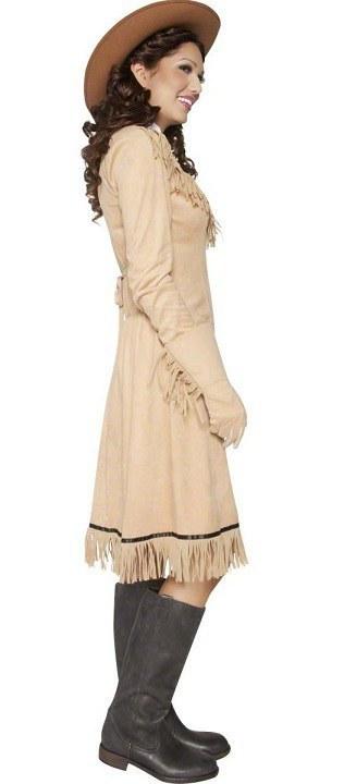 Ladies Annie Oakley Costume