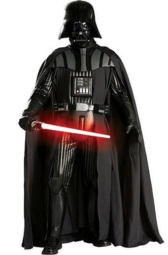 Sky Lanterns For Sale >> Official Supreme Edition Darth Vader Men's Costume