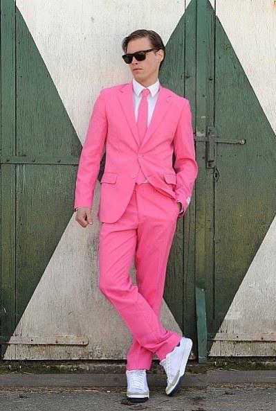 Mens Christmas Suit