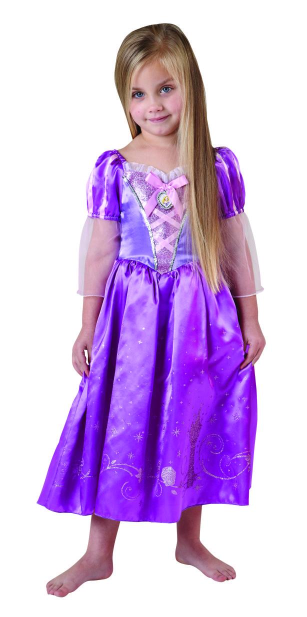 Disney princess rapunzel fancy dress