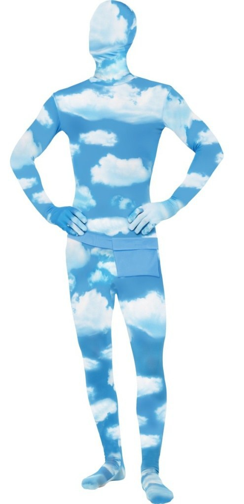 Sky Lanterns For Sale >> Second Skin Cloudy Sky Costume