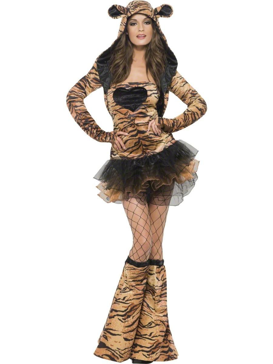 4db02b92fa Ladies Tiger Dress
