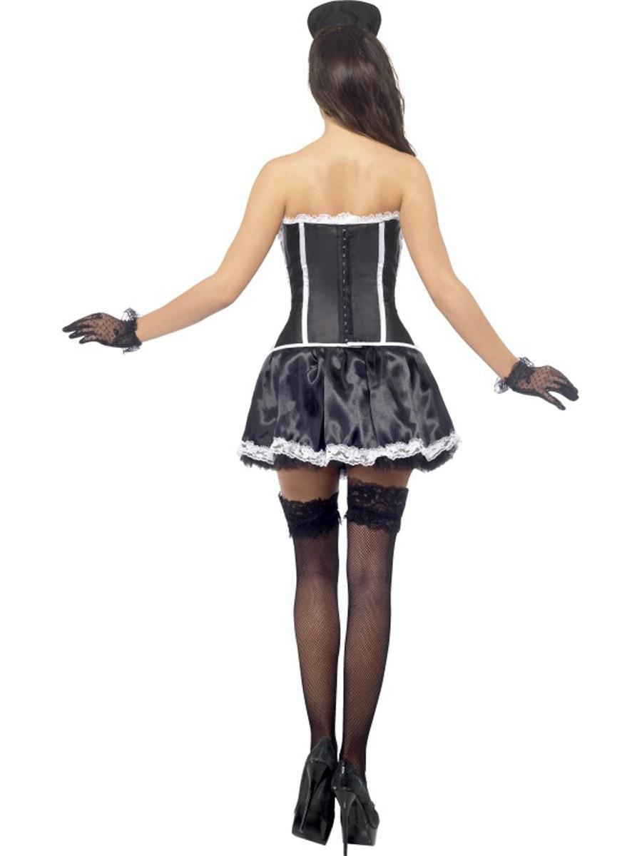 French Maid Ladies Costume