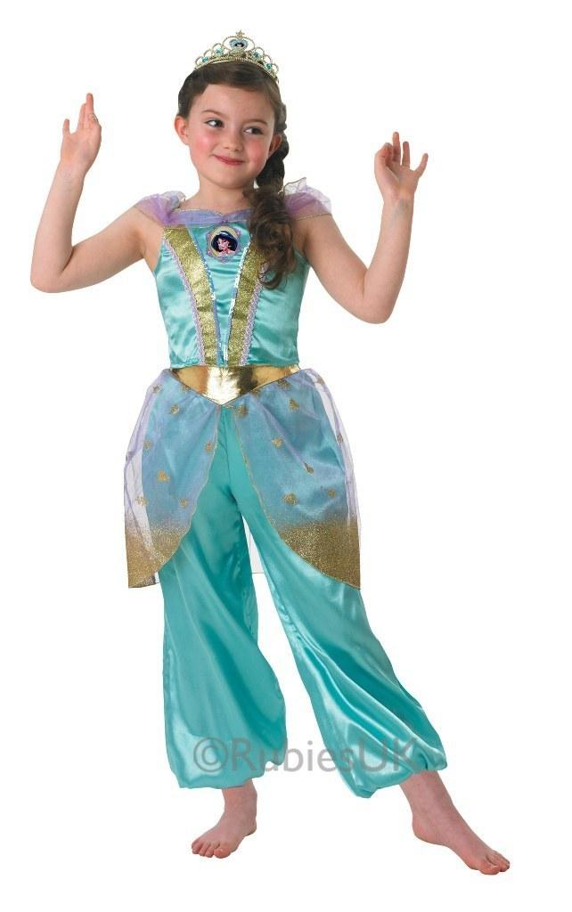 Kids Jasmine Costume