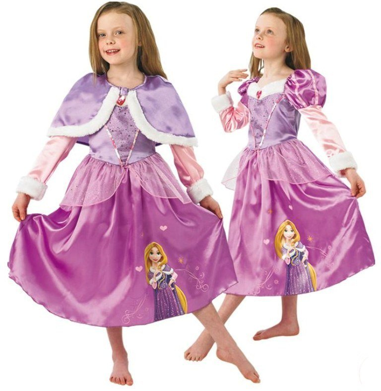 Disney Rapunzel Winter Wonderland Costume - Kids  sc 1 st  The Costume Shop & Rapunzel Winter Wonderland Costume
