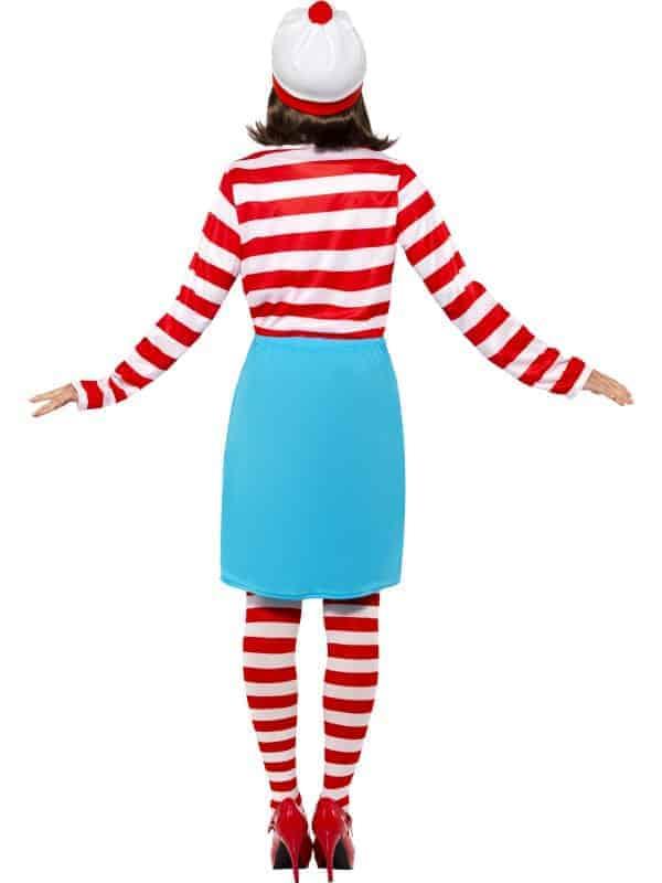 7cea7b5c995 Plus Size Ladies Where s Wally Costume Ladies Where s Wally Costume Ladies Where s  Wally Costume
