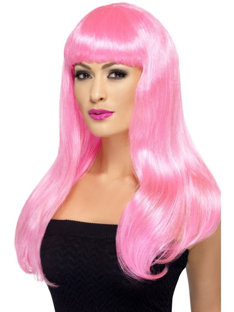 Pink Babelicious Wig