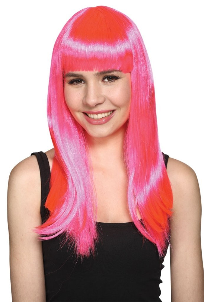 pink wig costumes ideas 83