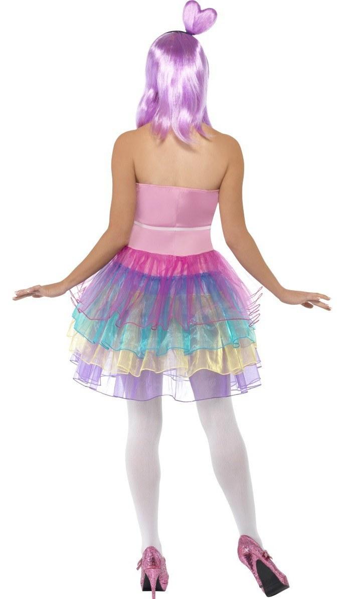 Teen Candy Queen Costume