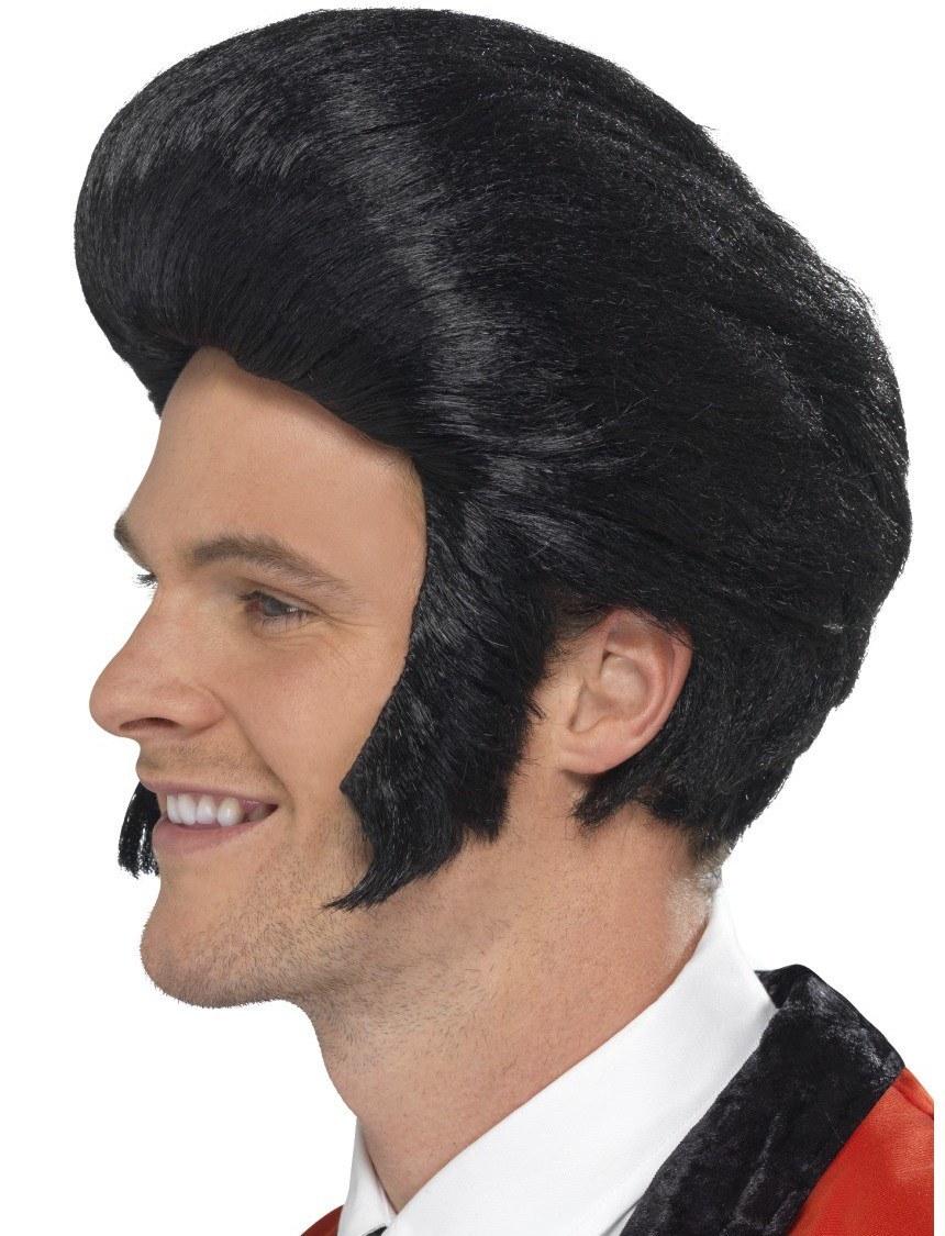 50 S Quiff King Wig