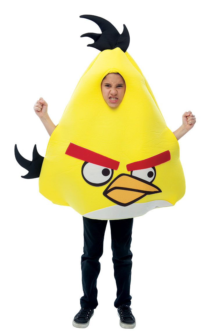Angry Bird Halloween Costumes For Kids ...  sc 1 st  TimyKids & Angry Bird Halloween Costumes For Kids | TimyKids