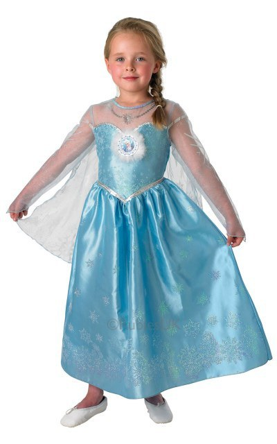 Deluxe Disney Frozen Elsa Costume - Kids  sc 1 st  The Costume Shop & Fancy Dress Costumes for Girls - From The Costume Shop Ireland