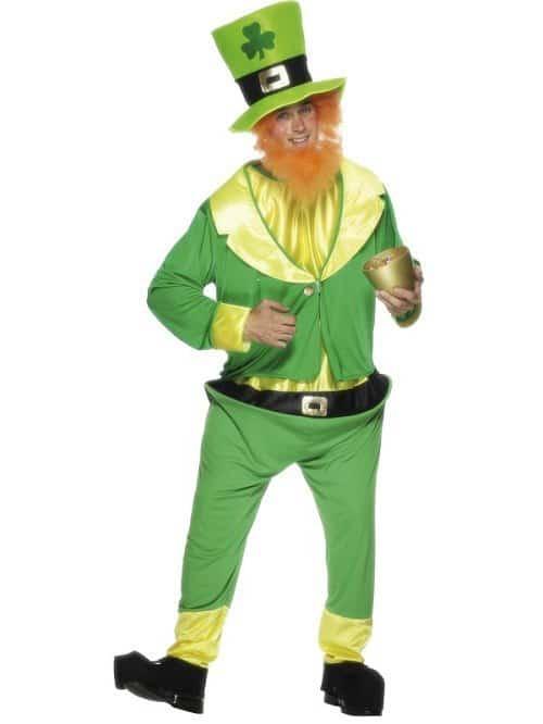Leprechaun costume  sc 1 st  The Costume Shop & St Patricku0027s Day Costumes - Leprechaun Costumes for St. Patricku0027s Day