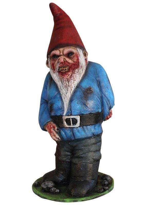 Evil gnome garden for Costume nain de jardin