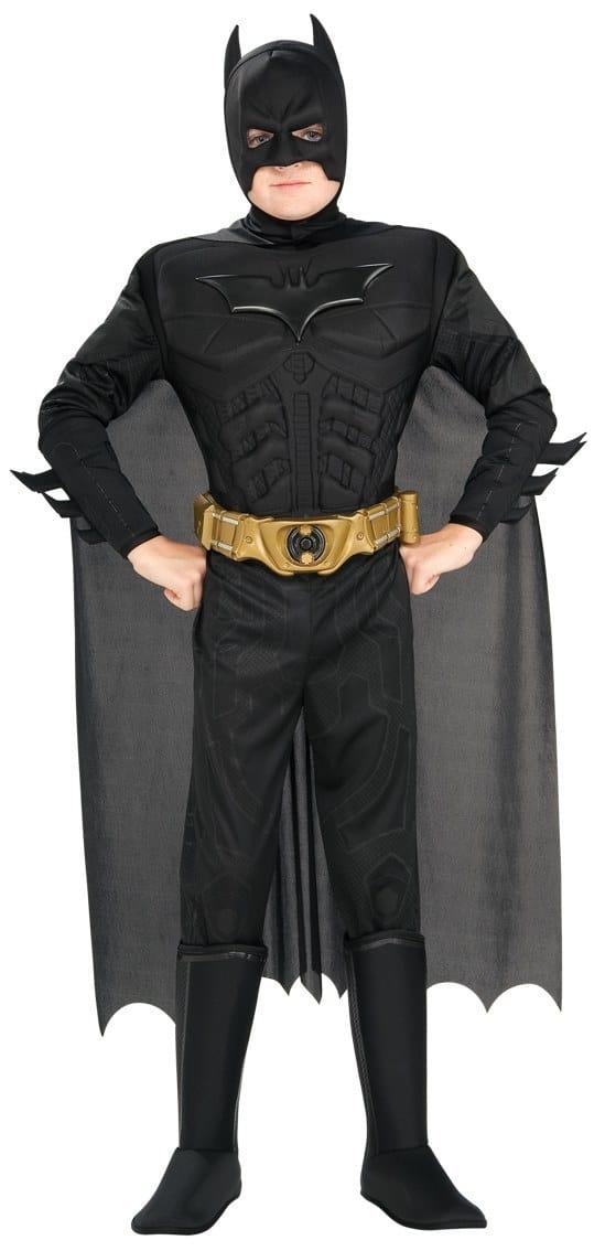 how to make batman costume dark knight