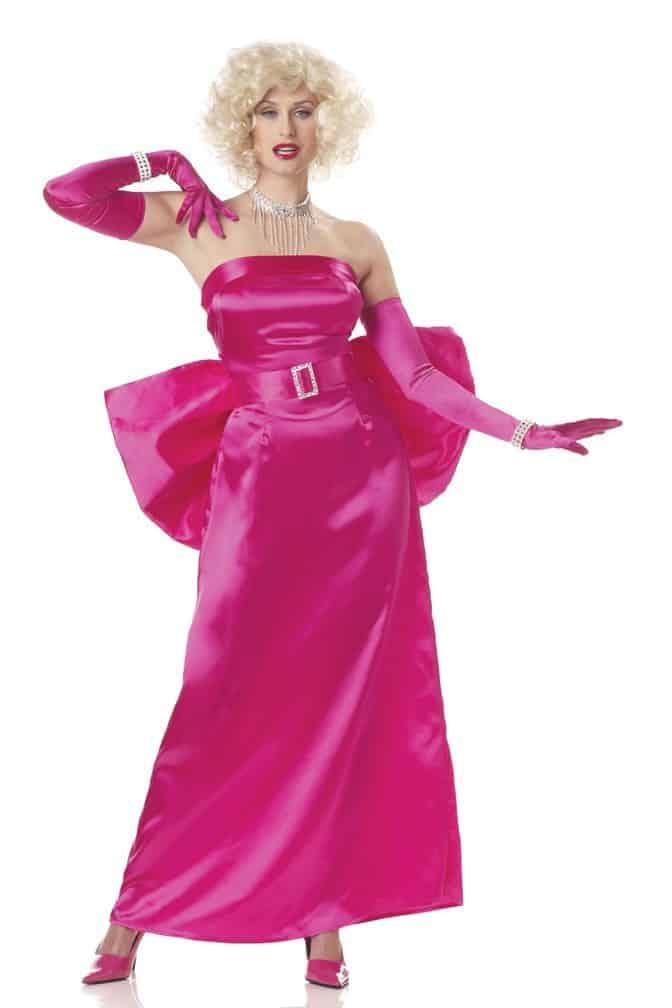 Hollywood Starlet Marilyn Costume