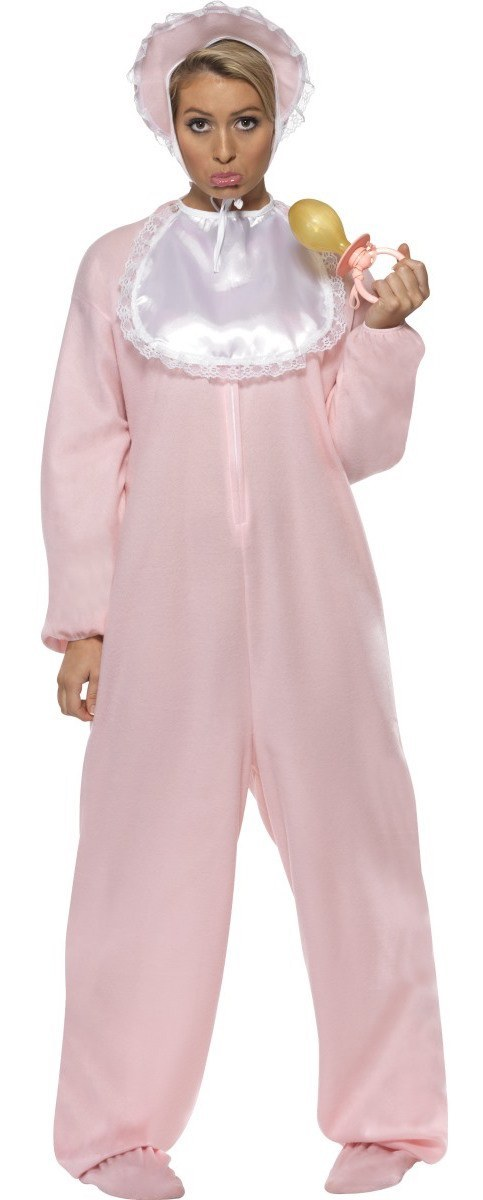 Adult Baby Costume 98