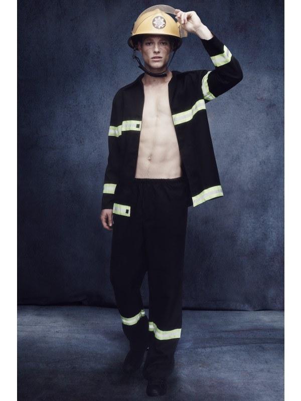 Sky Lanterns For Sale >> Men's Fireman Costume