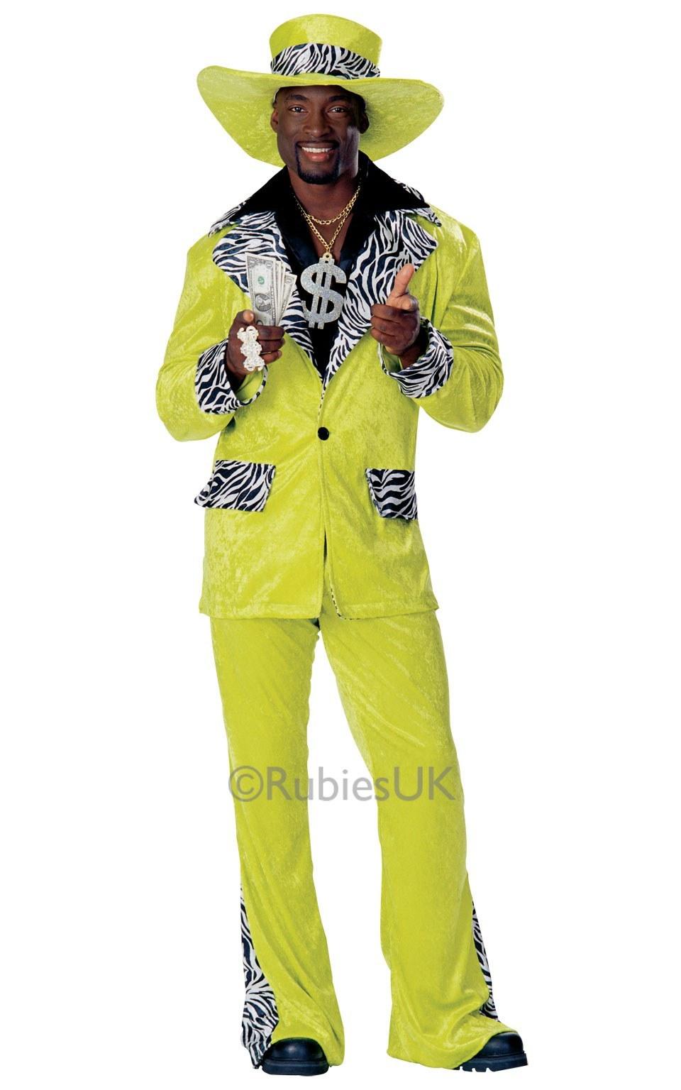 Styles Pimp Costume