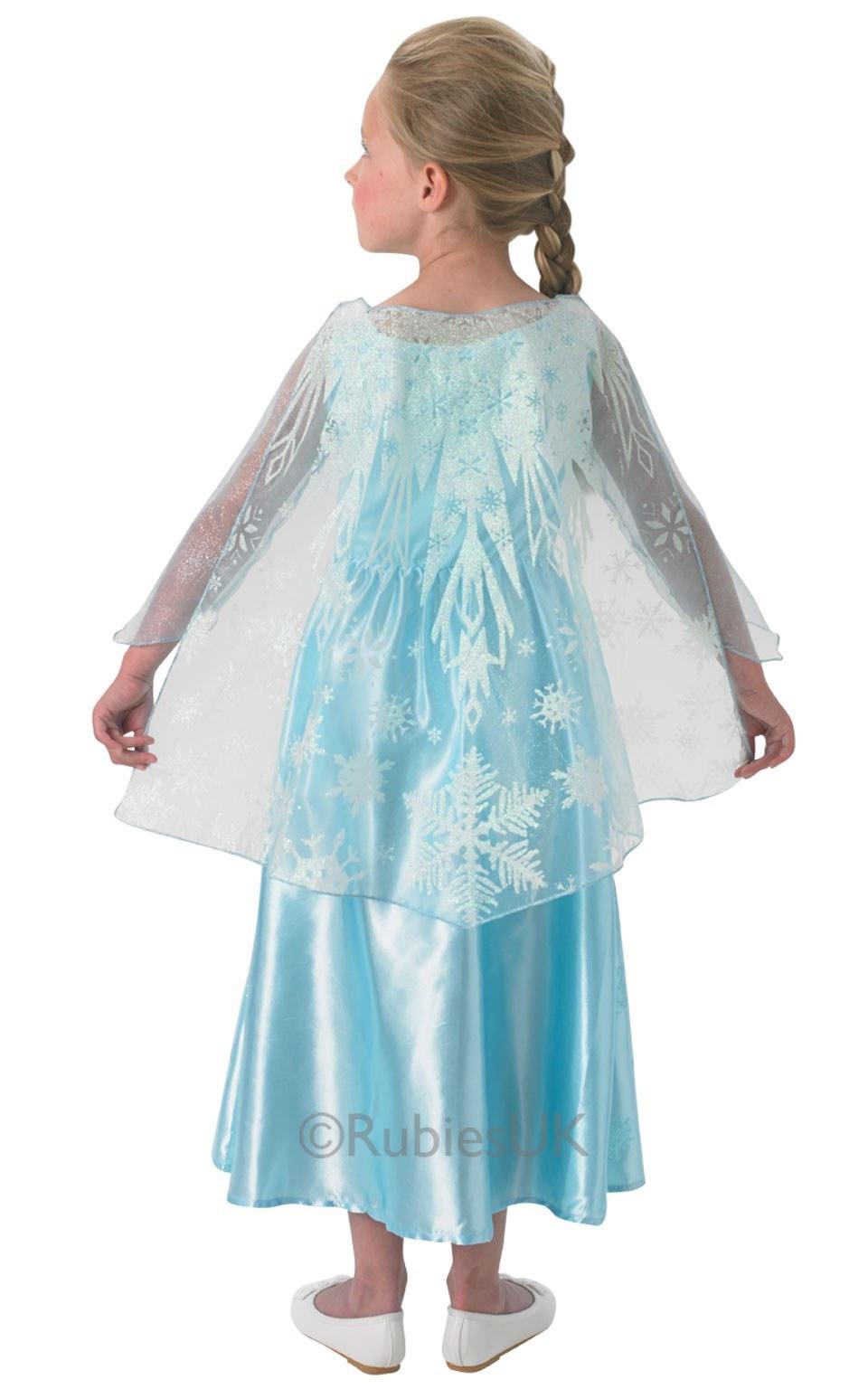 Disney Frozen Musical Light Up Elsa Dress