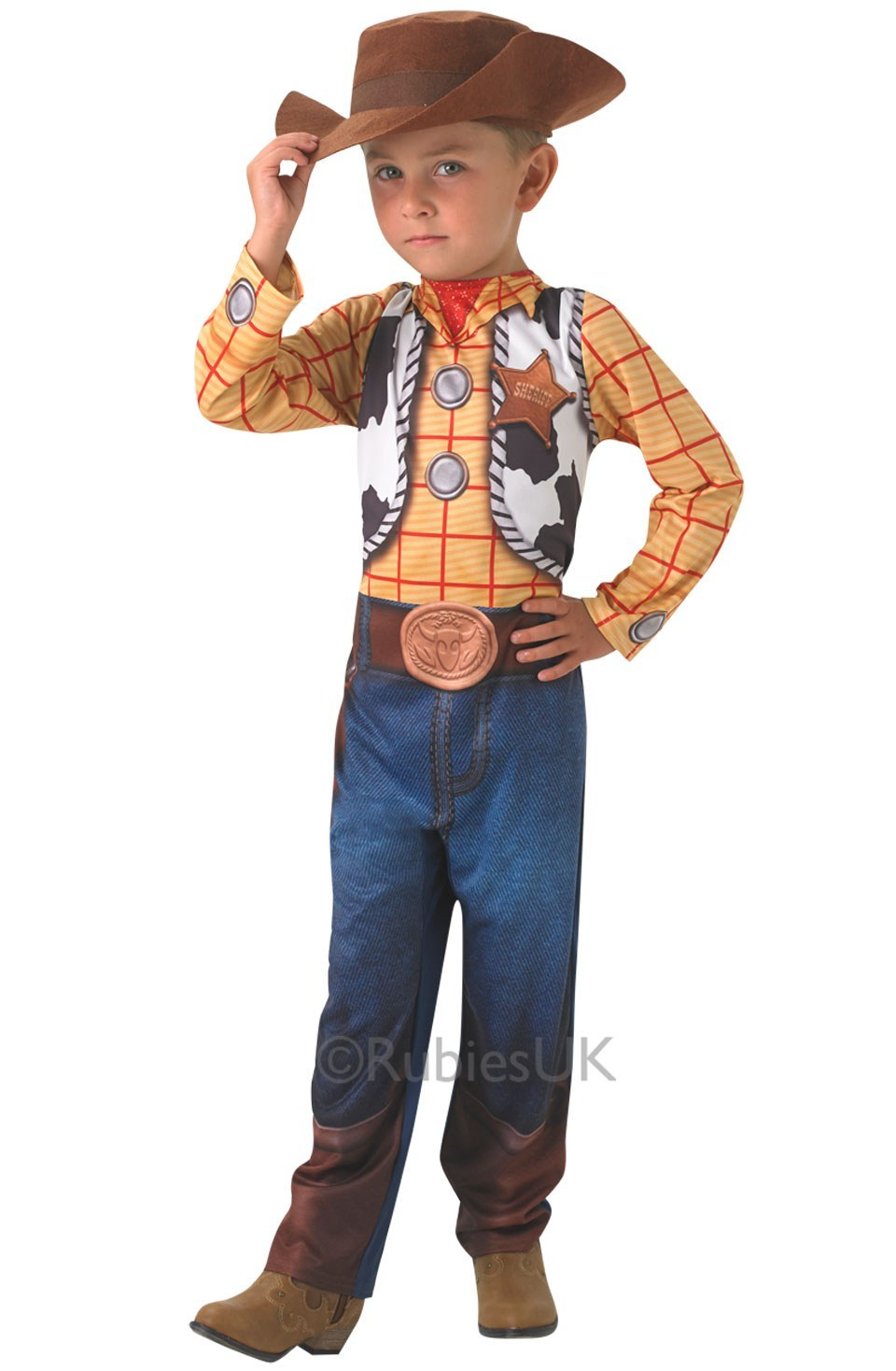 Kidu0027s Woody Costume  sc 1 st  The Costume Shop & Kids Woody Toy Story Costume