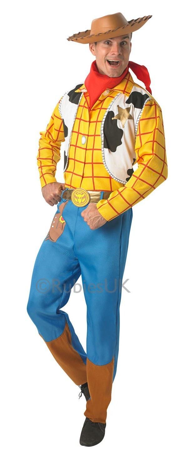 Woody Costumes Woody (Disneys Toy Sto...