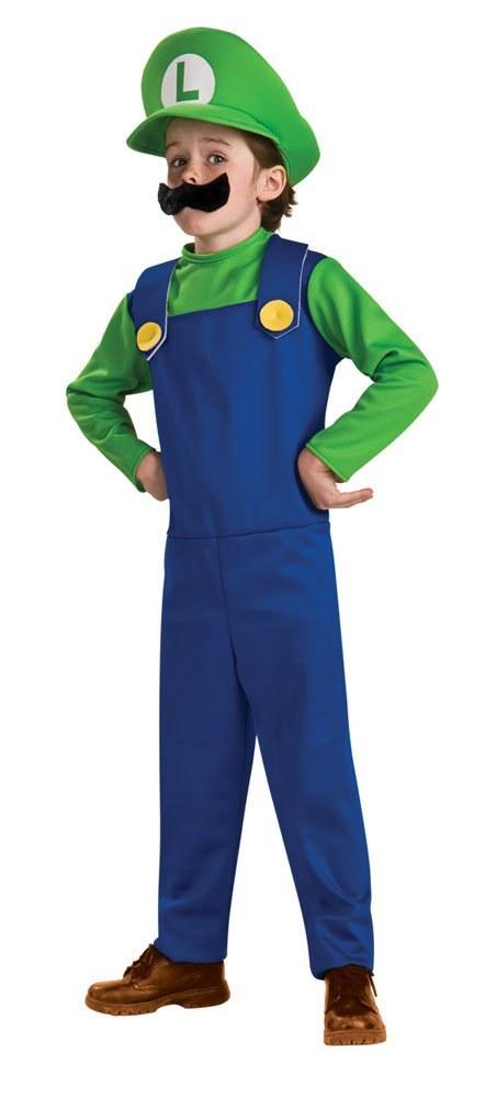 Childu0027s Luigi Costume  sc 1 st  The Costume Shop & Childs Luigi Costume