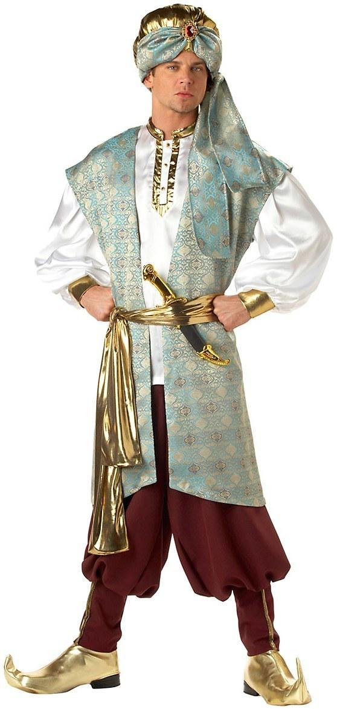 Elite Sultan Costume