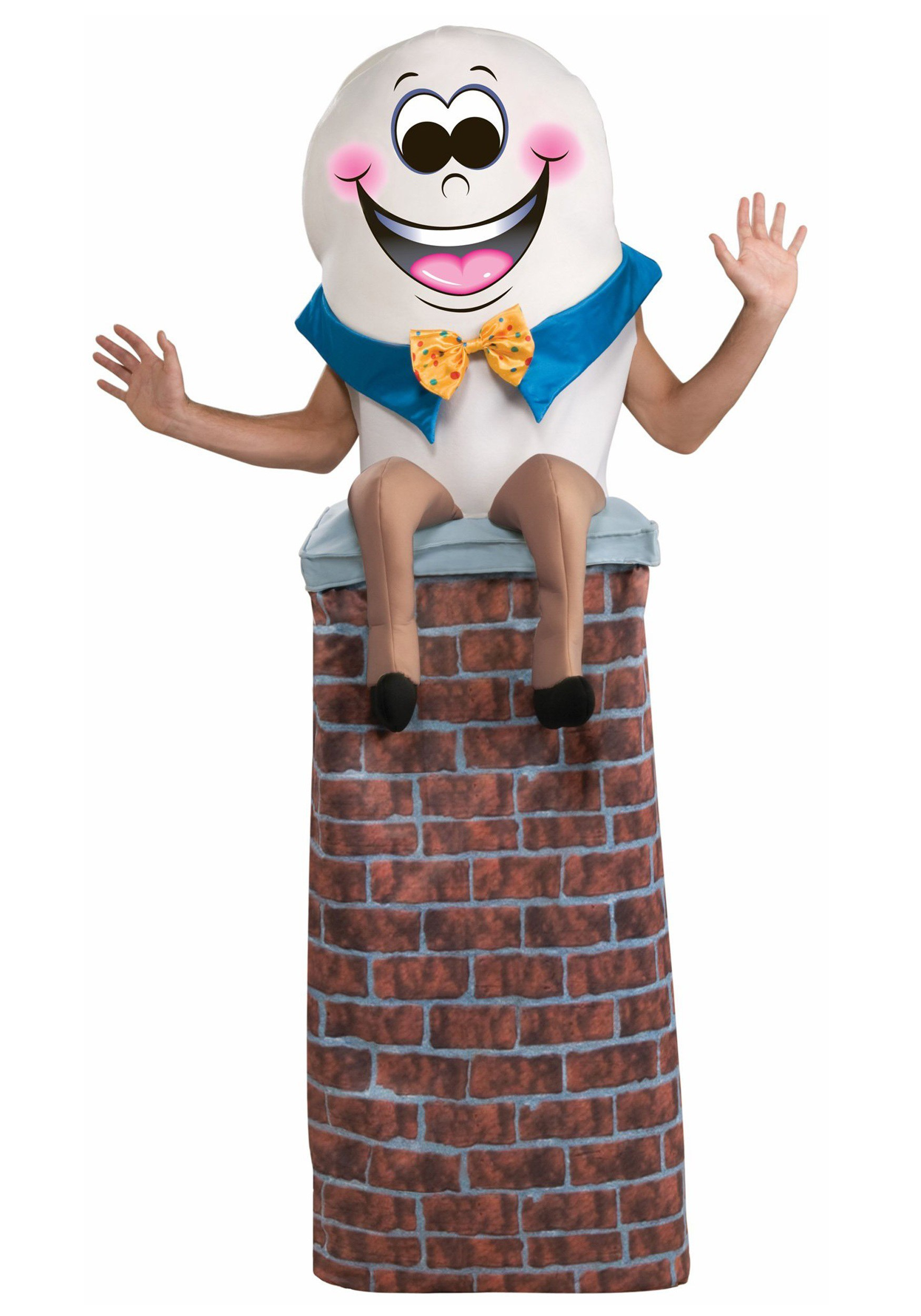 Nuts Christmas Panto Production Humpty-dumpty-costume