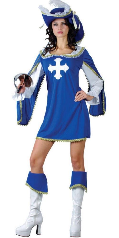 ladies musketeer costume
