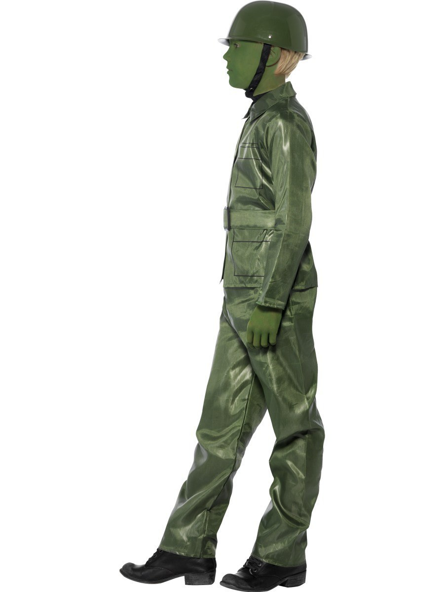 Toy Soldiers For Boys : Toy soldier boys costume