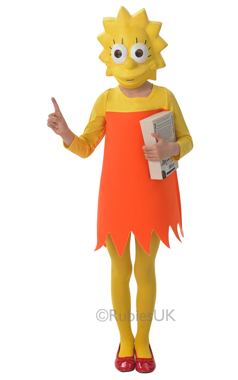 Lisa Simpson Costume