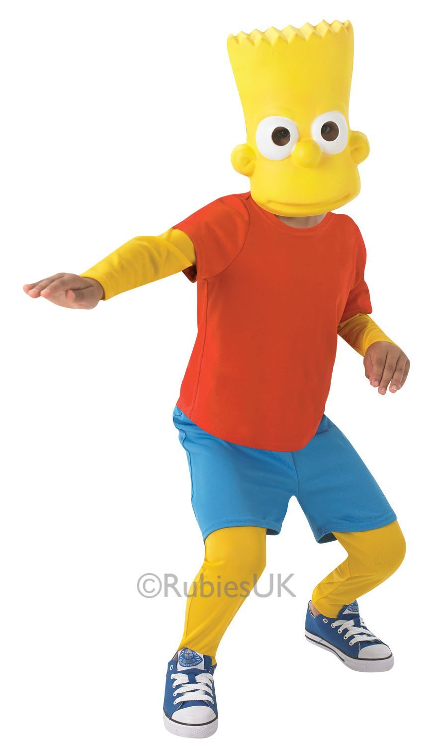 Bart Simpson Costume